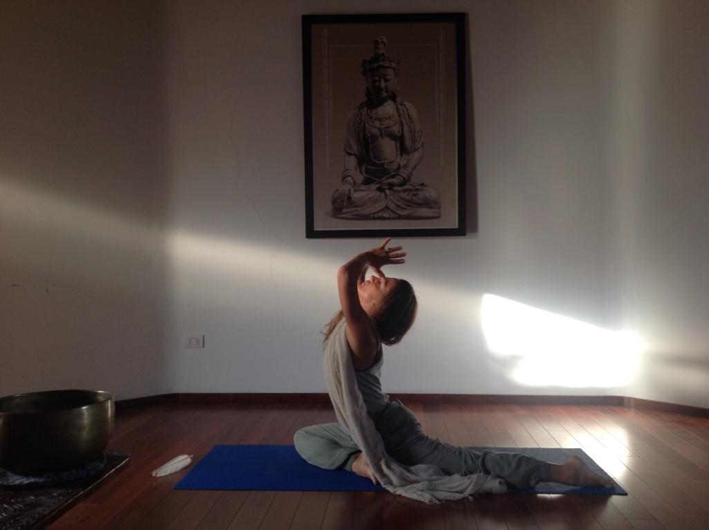Yoga Chiara Destro